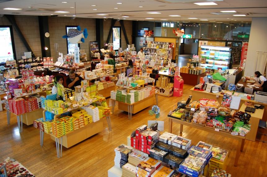 北九州観光コンベンション協会直営売店「北九州おみやげ館」